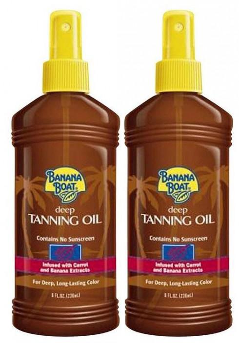 Banana Boat Deep Tanning Oil Spray