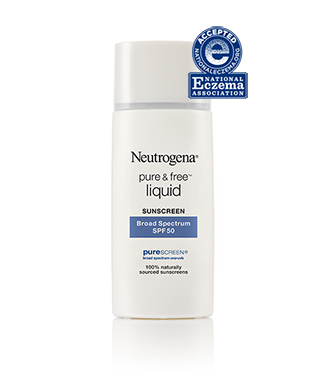 Neutrogena Pure & Free Liquid Daily Sunscreen