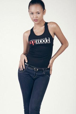 Quỳnh Mai đại diện Việt Nam thi Asia's Next Top Model