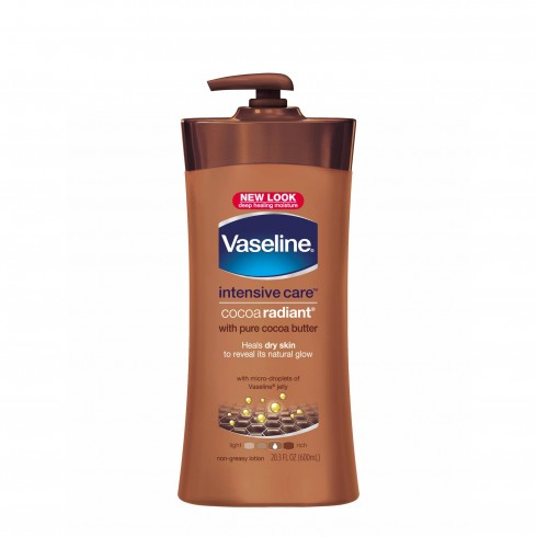 Vaseline Body Lotion Cocoa Radiant