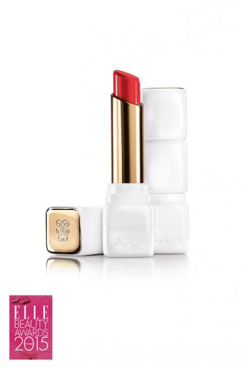 <strong>GUERLAIN KISS KISS ROSE LIP</strong><br/>Thỏi son Roselip đầu tiên có 2 tác dụng vừa nuôi dưỡng vừa mang lại sắc màu tự nhiên. Hương hoa hồng dịu ngọt mang lại cảm giác dễ chịu và nhẹ nhàng trên môi. Son dưỡng môi với sắc màu nhẹ nhàng thanh nhã cho hiệu ứng làm môi căng mọng tự nhiên nhất. Giá: 920.000 VNĐ