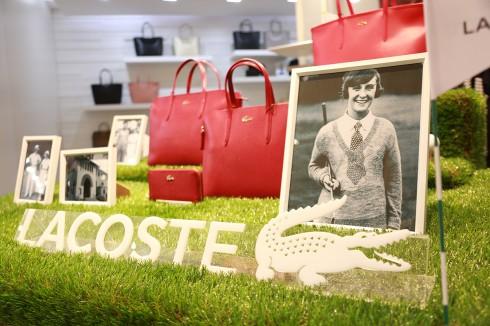 Lacoste giới thiệu bộ sưu tập túi xách mới Chantaco