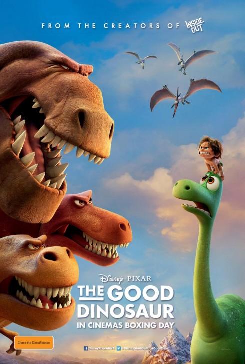 The Good Dinosaur - Chú Khủng Long tốt bụng