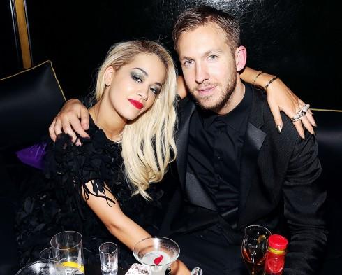 Rita Ora và Calvin Harris khoảng thời gian còn mặn nồng