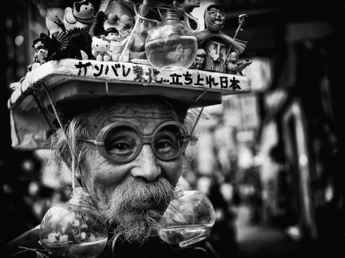 Shibuya, Tokyo - Nhiếp ảnh gia Tatsuo Suzuki (2013)