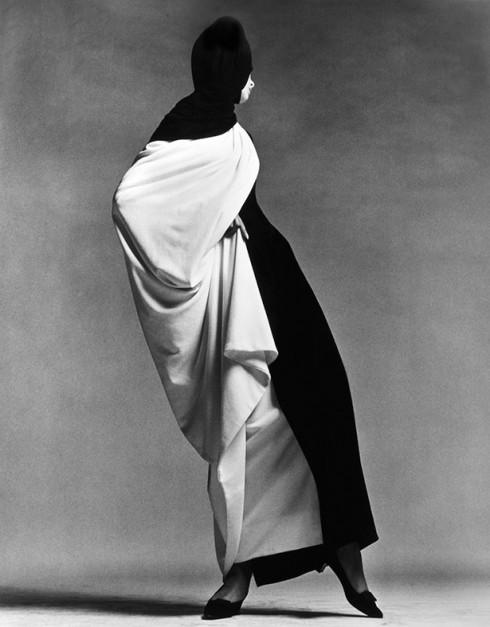Jean Shrimpton - Nhiếp ảnh gia Richard Avedon (08/1965)