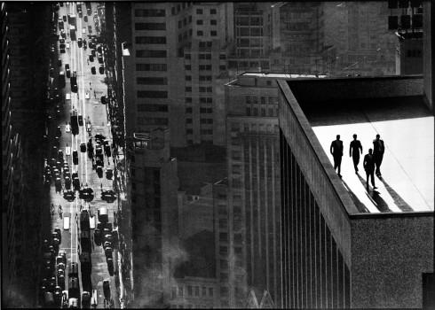 Sao Paulo - Nhiếp ảnh gia Rene Burri (1960)