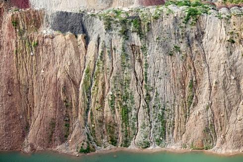 Cliffside Rivulets, Mountain Iron, MN - Nhiếp ảnh gia Alex MacLean (2014)