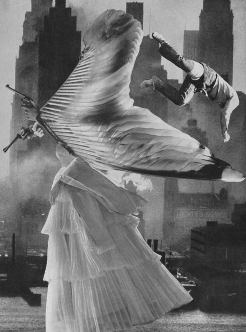 A Trait Angel - Nhiếp ảnh gia Toshiko Okanoue (1954)