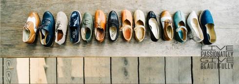Nhãn hiệu giày JACQ