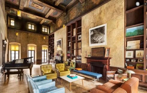 Tổ ấm triệu đô của Oliver Sarkozy và Mary-Kate Olsen tại Manhattan