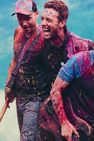 Album của nhóm nhạc Coldplay chỉ xếp sau 25 của Adele