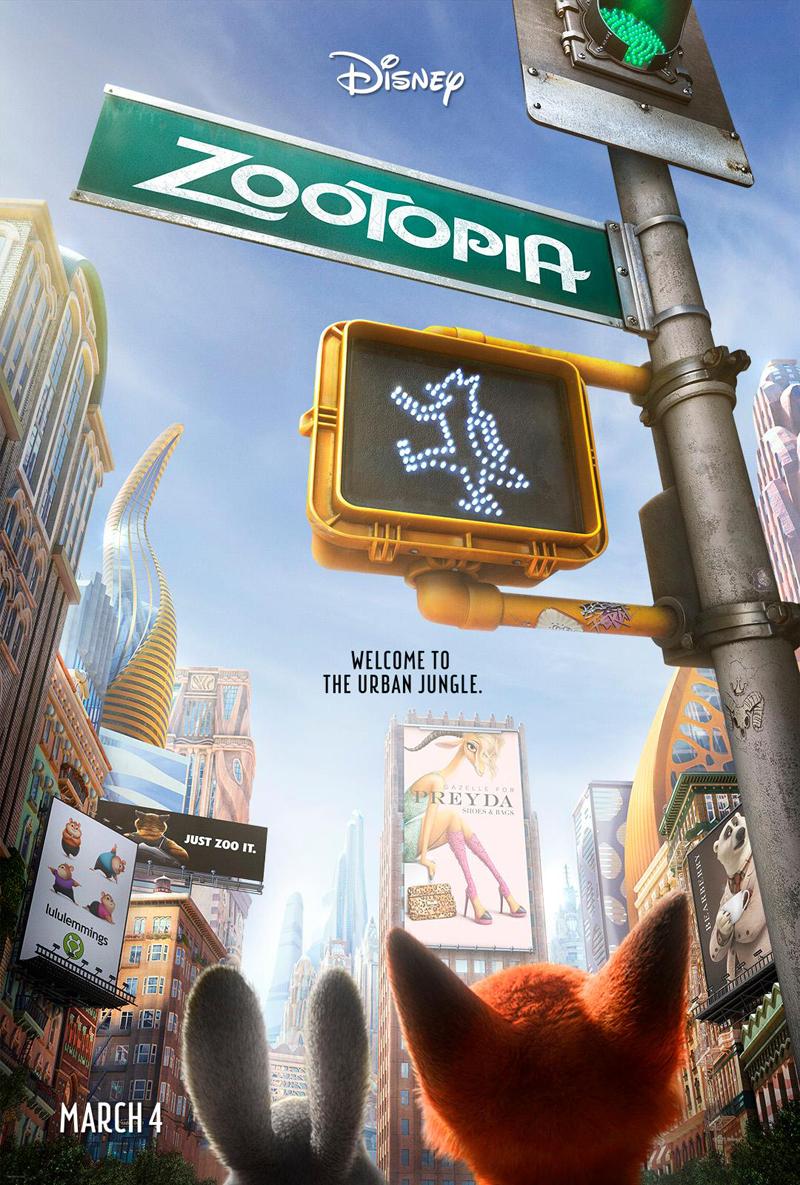 Nhạc phim hoạt hình ZOOTOPIA - Sự tự do, trong trẻo vô hạn