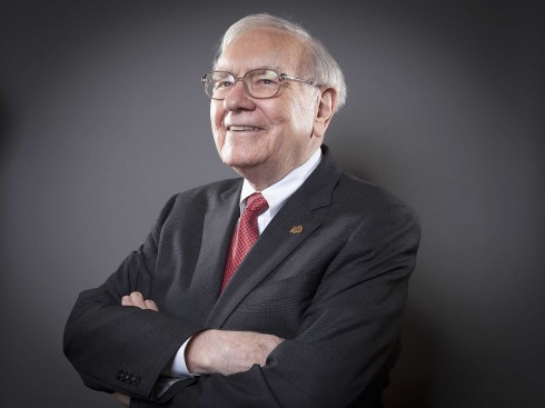 warren buffet ELLE VN 2