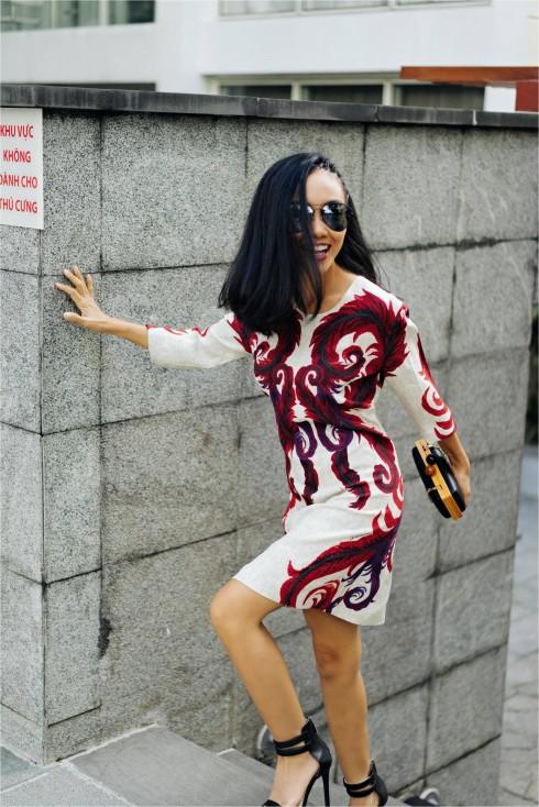 Đoan Trang hấp dẫn như chính âm nhạc và con người của cô.