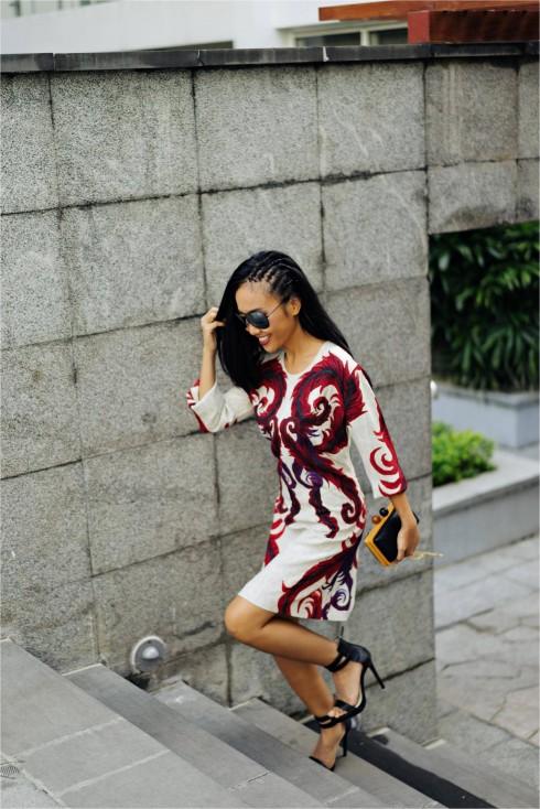 Single sẽ được ra mắt trong thời gian sớm nhất cùng hình ảnh mới mẻ năng động mà Đoan Trang đang xây dựng.