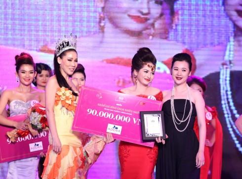 Phần trao thưởng các giải phụ cho các ứng viên xuất sắc