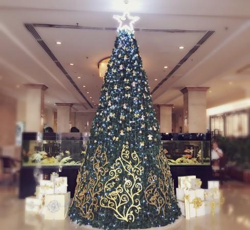 Mùa Giáng sinh năm nay, Vertical Garden sẽ được trang hoàng như một khu vườn địa đàng để tổ chức dạ tiệc Mừng Giáng sinh; chắc chắn sẽ mang đến một không gian khác lạ cho buổi tiệc của bạn.