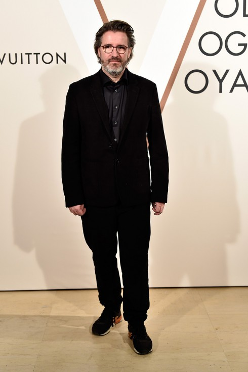 Olafur Eliasson<br/>PARIS, FRANCE - DECEMBER 03:  Olafur Eliasson attends the 'Volez, Voguez, Voyagez - Louis Vuitton' Exhibition Opening at Le Grand Palais on December 3, 2015 in Paris, France.  (Photo by Rindoff/Le Segretain/Getty Images for Louis Vuitton)