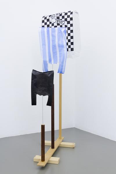 Tác phẩm Untitled (2014) của B. Wurtz