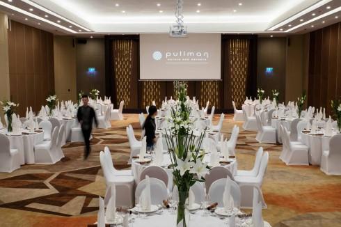 Với trung tâm hội nghị hội thảo lớn nhất miền Nam Việt Nam, khách sạn là điểm đến lý tưởng cho khách công vụ hay nghỉ dưỡng.