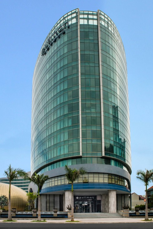 Pullman Vũng Tàu, khách sạn năm sao quốc tế đầu tiên tại Vũng Tàu.