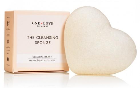 One Love Organics Cleansing Sponge