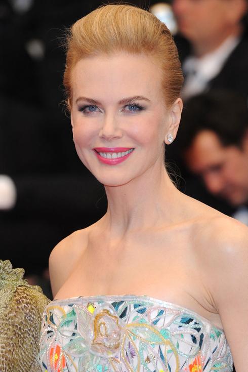 Bí quyết chống lão hóa của Nicole Kidman