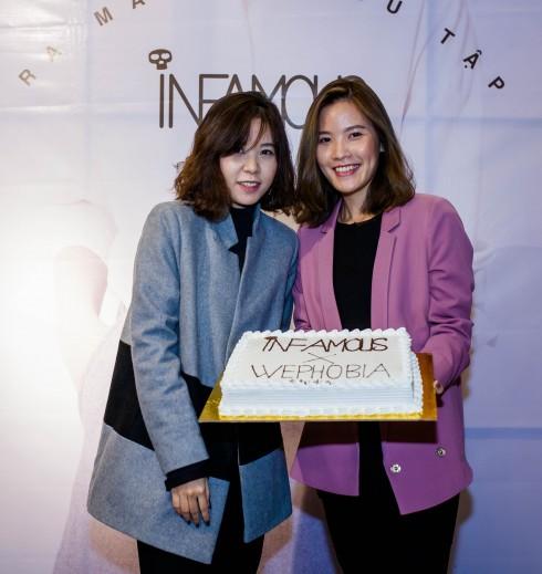 """Hai nhà thiết kế Ma Nguyen và Daisy Baonguyen chia sẻ: """"Chúng tôi luôn cho rằng nét đẹp, trí tuệ và sự tự tin của người phụ nữ hiện đại là nguồn cảm hứng vô tận."""""""