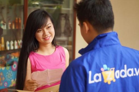 Lazada ngày càng chiếm được niềm tin của người tiêu dùng Việt