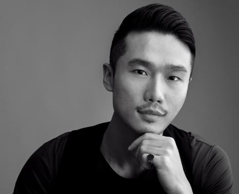 Ảnh: Bobby Wang, Chuyên gia trang điểm Quốc Tế của Estée Lauder