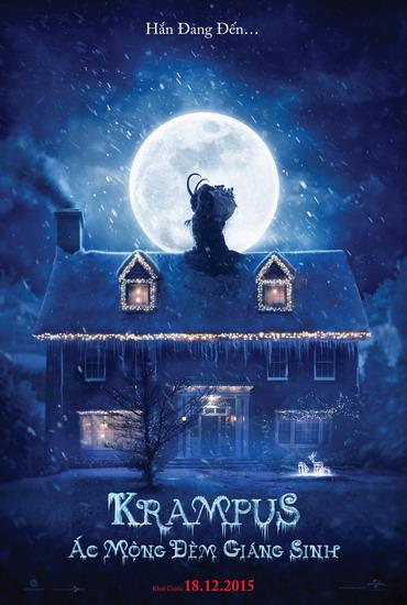 10 bộ phim điện ảnh mùa lễ hội 2015 - KRAMPUS - elle vietnam