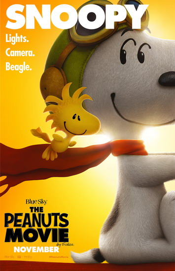 10 bộ phim điện ảnh mùa lễ hội 2015 - PEANUTS HiRez Snoopy - elle vietnam