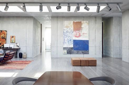 Phòng khách với thiết kế mở, tràn ngập ánh sáng - một điểm rất quan trọng trong không gian sống của người Đức.