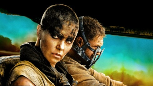 Mad Max: Fury Road với hay diễn viên chính là Charlize Theron và Tom Hardy