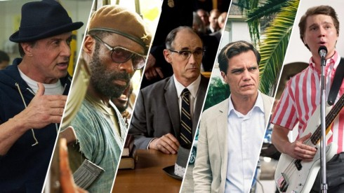 Paul Dano, Idris Elba, Mark Rylance, Michael Shannon, Sylvester Stallone