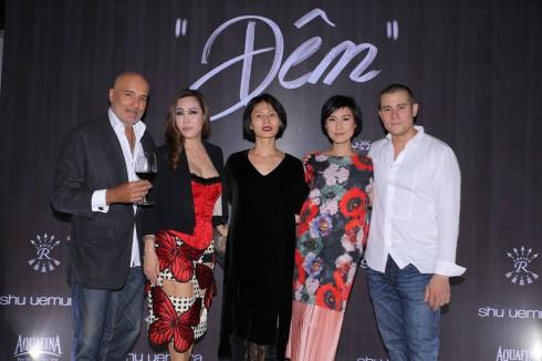 NTK Li Lam và show diễn Lam Đêm