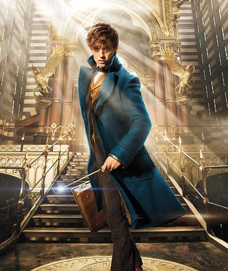 Trailer đầu tiên của Fantastic Beasts khiến khán giả nao nức