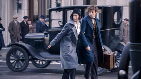 BỐi cảnh của Fantastic Beasts and WHere To FInd Them được diễn ra tại New York