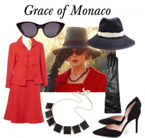 Thời trang trong phim Grace of Monaco 3 - elle vietnam