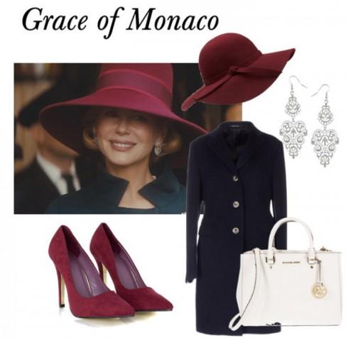 Thời trang trong phim Grace of Monaco 4 - elle vietnam