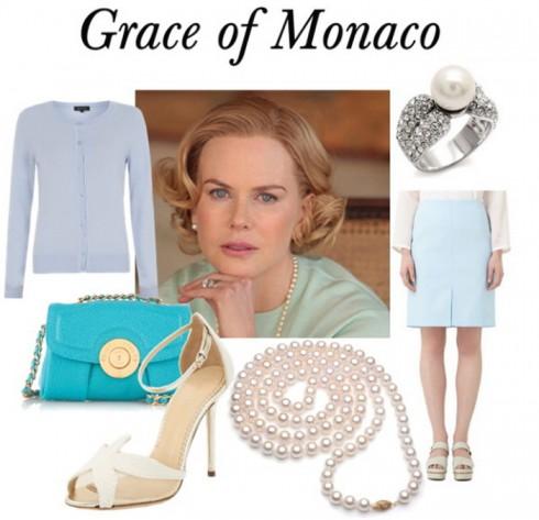 Thời trang trong phim Grace of Monaco 5 - elle vietnam