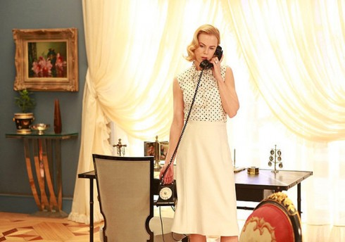Thời trang trong phim Grace of Monaco 6 - elle vietnam