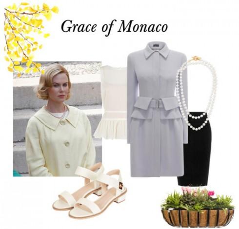 Thời trang trong phim Grace of Monaco 9 - elle vietnam