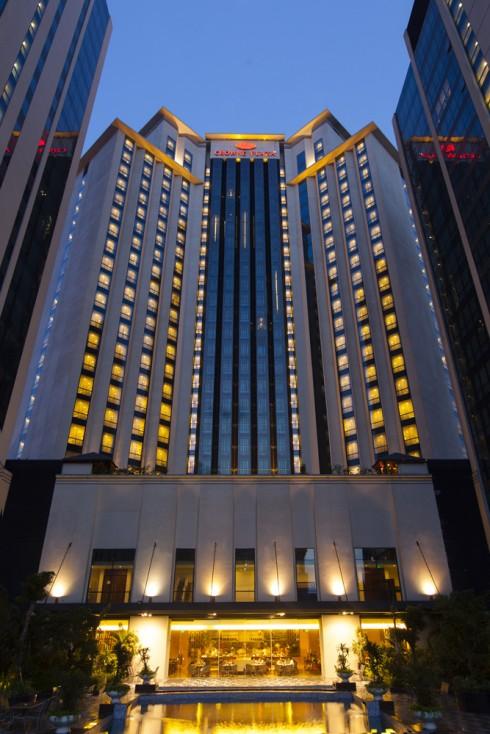 Crowne Plaza Hà Nội đưa ra nhiều chương trình ưu đãi hấp dẫn dịp kỷ niệm 5 năm.