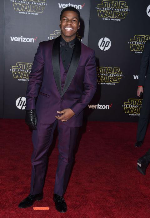 Nam diễn viên chính John  Boyega
