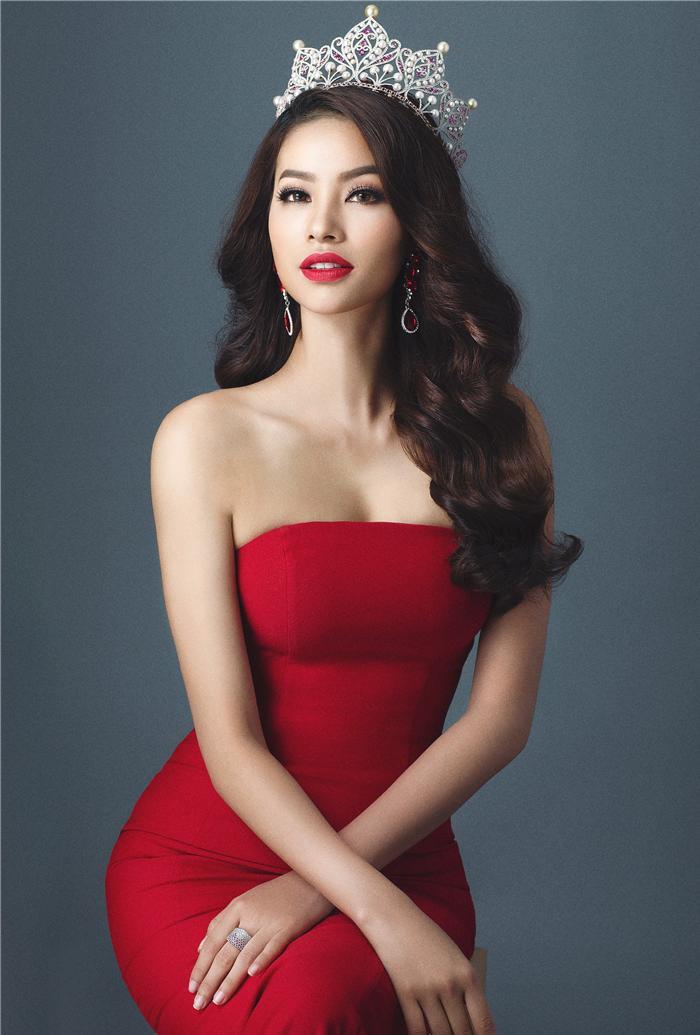Việt Nam vẫn tỏa sáng dù không lọt top 15 Miss Universe 2015