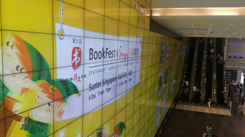 Hội chợ sách BookFest tại Suntec City