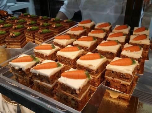 Dành cho những tín đồ thích bánh ngọt