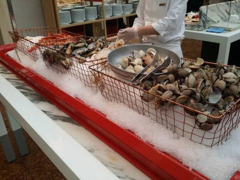 Thực phẩm Hải Sản tươi ngon tha hồ lựa chọn